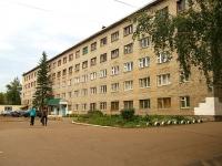 Ufa, hostel Уфимского государственного авиационного технического университета, №2, 8th Marta st, house 4