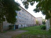 Уфа, общежитие Финансовой академии при Правительстве РФ, №1, улица 8 Марта, дом 7