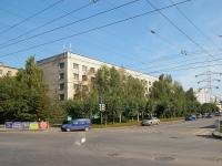 Уфа, общежитие Башкирского государственного аграрного университета, №4, улица 8 Марта, дом 11