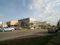 Ufa, st Ayskaya, house 46. office building