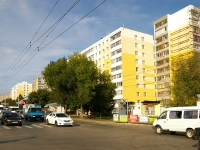 Ufa, st Ayskaya, house 48. Apartment house