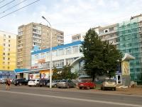 Ufa, st Ayskaya, house 52/1. multi-purpose building