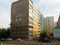 Ufa, st Ayskaya, house 52. Apartment house