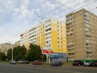 Ufa, st Ayskaya, house 54. Apartment house