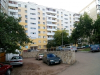 Ufa, Ayskaya st, house 54. Apartment house