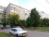 Ufa, st Ayskaya, house 56. Apartment house
