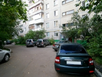Ufa, Ayskaya st, house 56. Apartment house