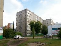 Ufa, st Ayskaya, house 58. Apartment house
