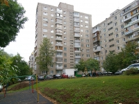 Ufa, Ayskaya st, house 60/1. Apartment house
