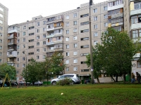 Ufa, st Ayskaya, house 60. Apartment house