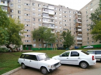 Ufa, Ayskaya st, house 62. Apartment house