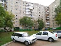 Ufa, st Ayskaya, house 62. Apartment house