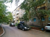 Ufa, st Ayskaya, house 64/4. Apartment house