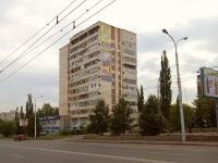 Ufa, st Ayskaya, house 67. Apartment house