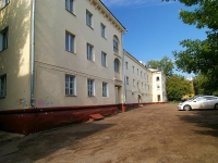 Ufa, Ayskaya st, house 70. Apartment house