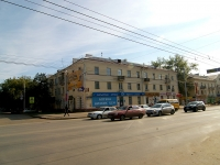 Ufa, Ayskaya st, house 72. Apartment house