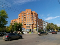 Ufa, Ayskaya st, house 73. Apartment house