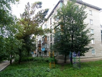 Ufa, 50 let Oktyabrya st, house 5/1. Apartment house