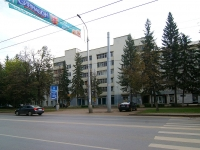 Ufa, 50 let Oktyabrya st, house 6/8. Apartment house