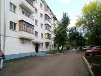 Ufa, 50 let Oktyabrya st, house 12. Apartment house