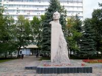 乌法市, 纪念碑 Шагиту Худайбердину50 let Oktyabrya st, 纪念碑 Шагиту Худайбердину