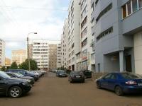 Уфа, улица Кирова, дом 48. многоквартирный дом