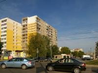 Ufa, st Kirov, house 93. Apartment house