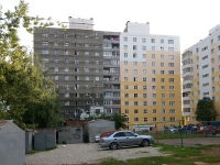 Уфа, улица Кирова, дом 93. многоквартирный дом