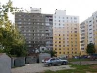Ufa, Kirov st, house 93. Apartment house