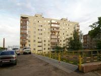 Уфа, улица Кирова, дом 101/3. многоквартирный дом