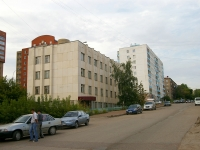 Уфа, улица Кирова, дом 101/4. офисное здание