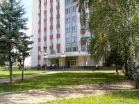 Уфа, улица Достоевского, дом 132 к.13. медицинский центр
