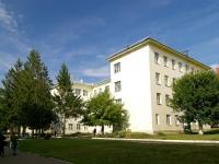 Уфа, улица Достоевского, дом 132 к.14. больница