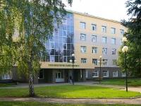 Ufa, Dostoevsky st, house 132 к.9. hospital