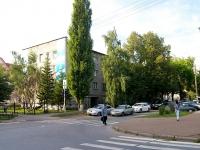 Ufa, hostel Башкирского государственного университета, №7, Dostoevsky st, house 133