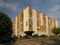 Ufa, Dostoevsky st, house 137. Apartment house