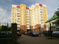 Ufa, Dostoevsky st, house 139/1. Apartment house