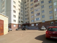 Ufa, Dostoevsky st, house 140. Apartment house