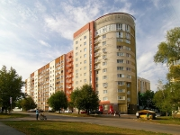 Ufa, Dostoevsky st, house 141. Apartment house