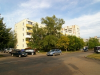 Ufa, Dostoevsky st, house 147. Apartment house