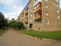 Ufa, Dostoevsky st, house 158. Apartment house