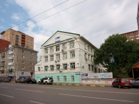 乌法市, 学院 Башкирский институт физической культуры, Kommunisticheskaya st, 房屋 67