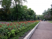 Ufa, public garden им. В.В. МаяковскогоKommunisticheskaya st, public garden им. В.В. Маяковского