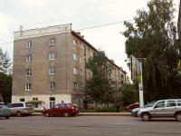Ufa, st Revolyutsionnaya, house 62. Apartment house