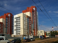 Ufa, Revolyutsionnaya st, house 68. Apartment house