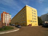 Уфа, общежитие Башкирского государственного медицинского университета, №4, улица Революционная, дом 74