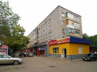 Ufa, st Revolyutsionnaya, house 88. Apartment house