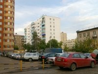 Ufa, Revolyutsionnaya st, house 92/3. Apartment house