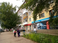 Ufa, Revolyutsionnaya st, house 107. Apartment house