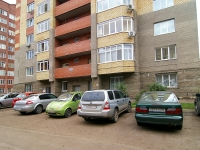 Ufa, Revolyutsionnaya st, house 111/2. Apartment house